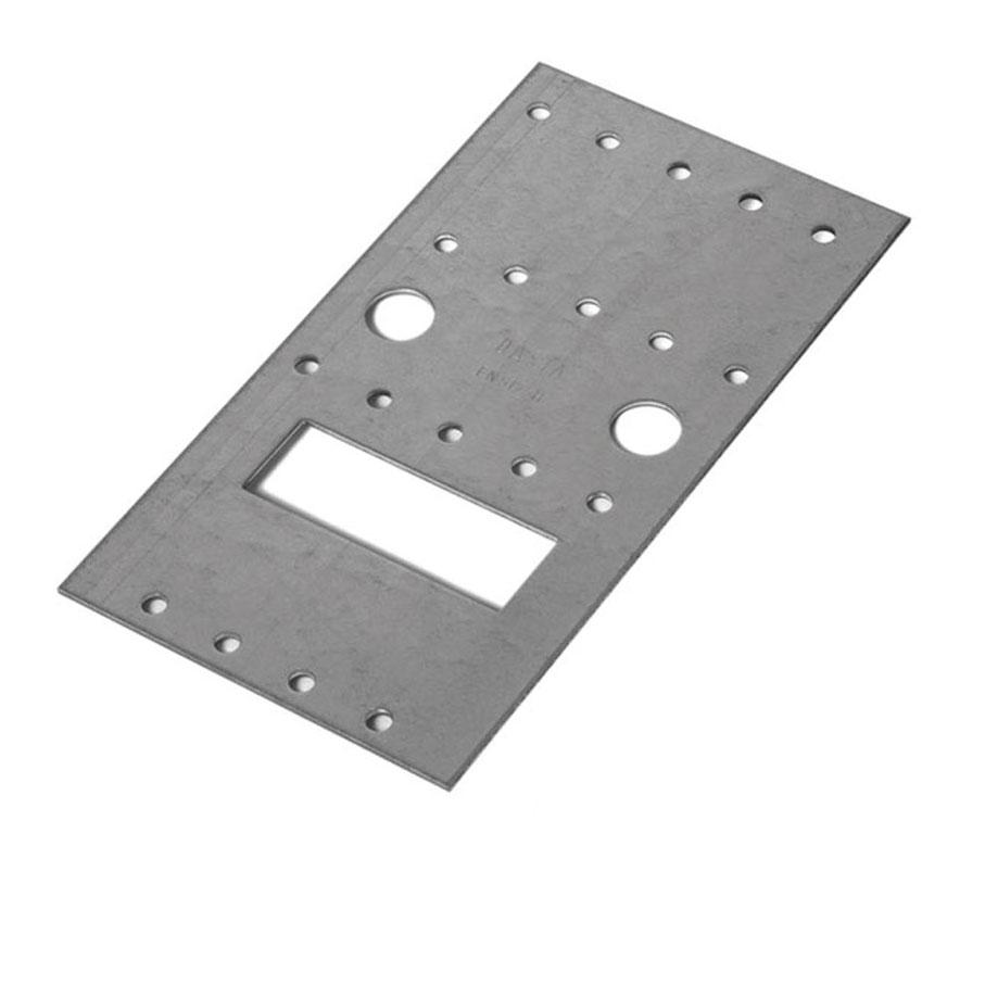 ZARGES Dachhaken Stahl verzinkt f/ür Biberziegel