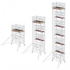 Altrex Fahrgerüst RS Tower 42 Aluminium Safe-Quick mit 1,35m breitem Rahmen