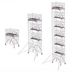 Altrex Fahrgerüst RS Tower 52-S Aluminium mit Safe-Quick und 1,35m breitem Rahmen
