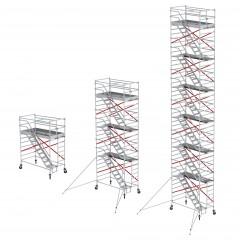 Altrex Treppengerüst RS Tower 53 Aluminium 1,35m breit