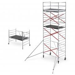 Altrex Rollgerüst RS Tower 55/-S wahlweise mit Safe-Quick® bis 13,80m Arbeitshöhe