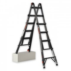 Altrex Vielzweckleiter Little Giant Black Pro Leveler