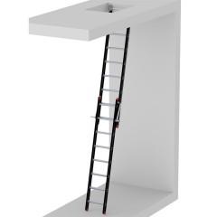 Altrex Mounter Aufzug Maschinenraum Leiter ZML 2040 2x8 Sprossen