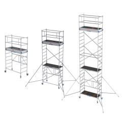 Altrex Klappgerüst RS Tower 34 Aluminium schmal 0,75x1,65m