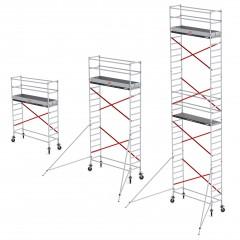 Altrex Fahrgerüst RS Tower 51 Plus Aluminium 0,90m breiter Rahmen