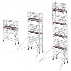 Altrex Fahrgerüst RS Tower 51-S mit Safe-Quick Aluminium 0,75m Rahmen