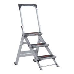 Altrex Safety Step Stufenstehleiter