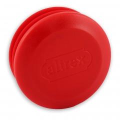 Altrex Stopfen für Kappenrahmen in rot