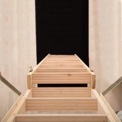 Dolle Leiterverlängerung als Zubehör für Bodentreppen und Flachdachausstiege