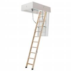 Dolle Bodentreppe clickFIX® bis 274cm Raumhöhe mit U-Wert 0,49 Standardmaße