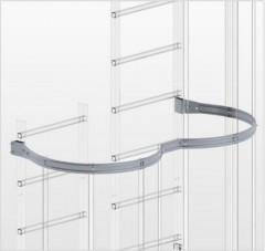 Euroline Rückenschutzbügel versetzte Ausführung