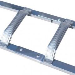 Euroline Verbindungswinkel für Dachdeckerleiter 2 Stück