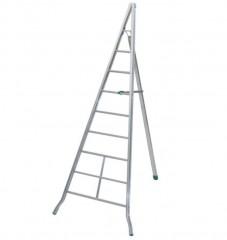 Facal Agri Obstbaumleiter Aluminium S600 8 Sprossen