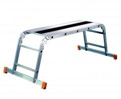 Facal Alfa Montageplattform Aluminium S600
