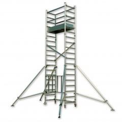 Facal Fahrgerüst CAPO-1 klappbar, 60x143cm Bühne