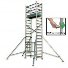 Facal Fahrgerüst CAPO-1/M/L mit Treppenverstellung