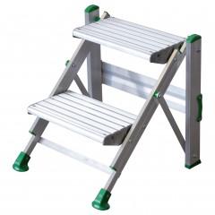 Facal Klapptreppe Plio Aluminium 2 Stufen