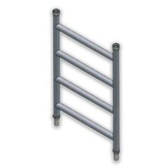 Facal Rahmenteil 4 Sprossen für Fahrgerüst CAPO, 1040mm Höhe