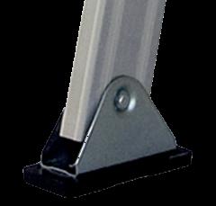Facal schwenkbarer Gelenkfuß 55x120 mm