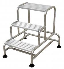 Facal Tritt Plano Aluminium