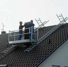 Günzburger Dach- und Kamingerüst