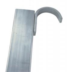 Günzburger Haken für Sprossen und Stufenleitern Ø 36mm