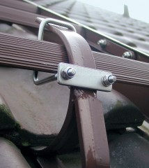 Günzburger Klemmhalter für Dachleiter