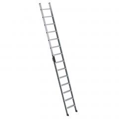 Günzburger Stufenanlegeleiter mit Ergo-Pad 14 Stufen