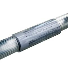 Günzburger Clip-Schale für Gerüst-Protokolle mit Rohr-Ø 50mm