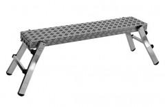 Günzburger Aluminium Arbeitsplattform mit Klappfüßen