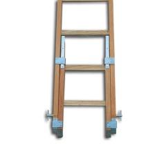 Günzburger Rettungstechnik Einsteckteil T3 aus Holz