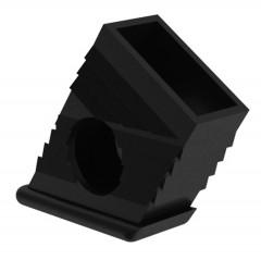 Günzburger Innenschuh für ML-Kompakttritt vorne 34x20mm