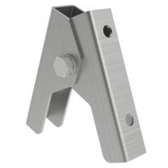 Günzburger Scharnier für Aluminium-Sprossen-Stehleitern