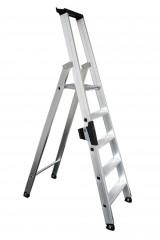 Günzburger Stehleiter mit ergo-pad 8 Stufen