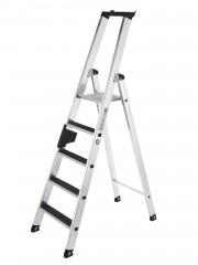 Günzburger Stehleiter mit clip-step R13 4 Stufen