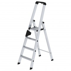 Günzburger Stehleiter mit ergo-pad 4 Stufen