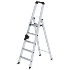 Günzburger Stehleiter mit ergo-pad 5 Stufen
