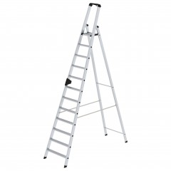 Günzburger Stehleiter mit ergo-pad 12 Stufen