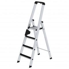 Günzburger Stehleiter mit clip-step 4 Stufen