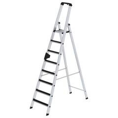 Günzburger Stehleiter mit clip-step 8 Stufen