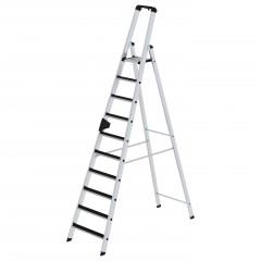 Günzburger Stehleiter mit clip-step 10 Stufen