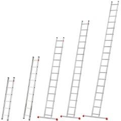 Hailo ProfiStep® uno Anlegeleiter 15 Sprossen