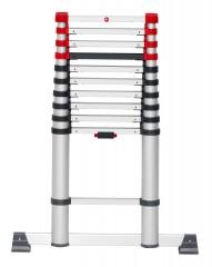 Hailo FlexLine T80 Sicherheits-Teleskopleiter 11 Sprossen