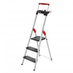 Hailo L100 TopLine Stehleiter 3 Stufen