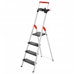 Hailo L100 TopLine Stehleiter 4 Stufen