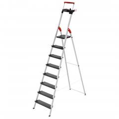 Hailo L100 TopLine Stehleiter 8 Stufen