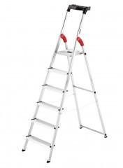 Hailo L60 Standardline Stehleiter 6 Stufen