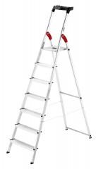 Hailo L60 Standardline Stehleiter 7 Stufen