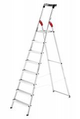 Hailo L60 Standardline Stehleiter 8 Stufen