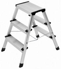 Hailo D60 StandardLine Klapptritt 2x3 Stufen